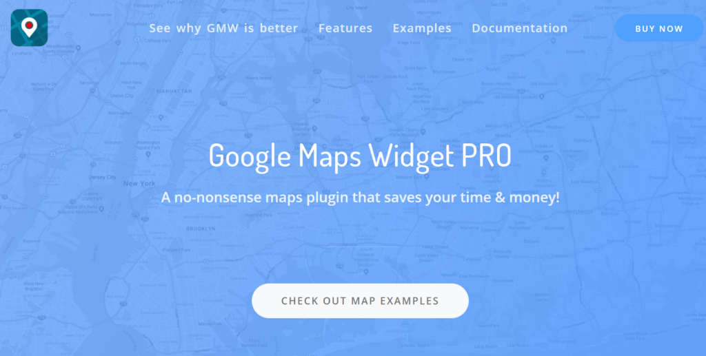 Google Maps Widget Pro homepage