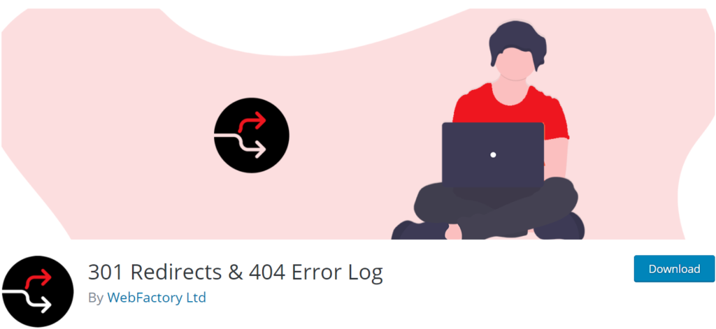 Redirects and Error Log banner